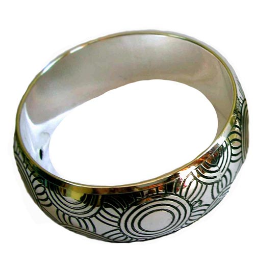 Bangle Metal By Maringka Burton