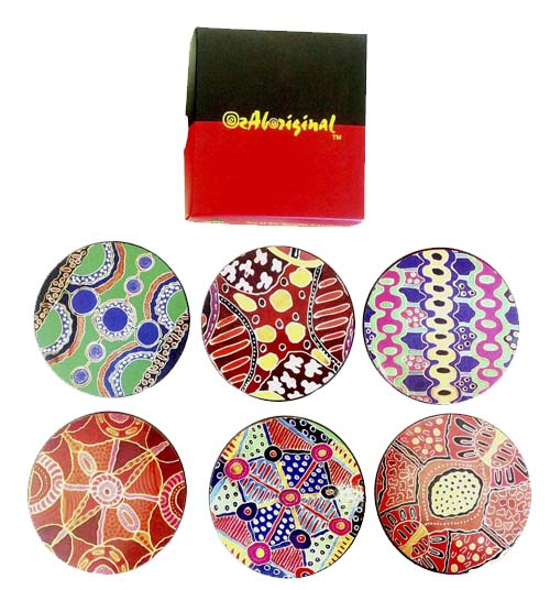 Coasters -Keringke Arts
