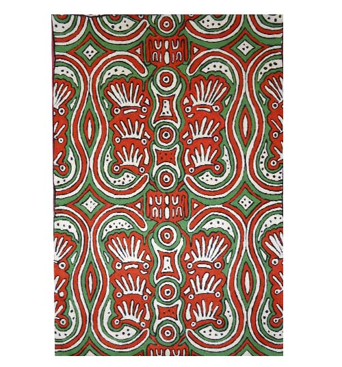 Chainstitch Rug 2x3 feet By Alice Napanangka Granites