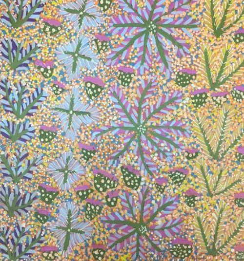 Margaret Kemarre Ross- Bush Flowers and Medicine Plants