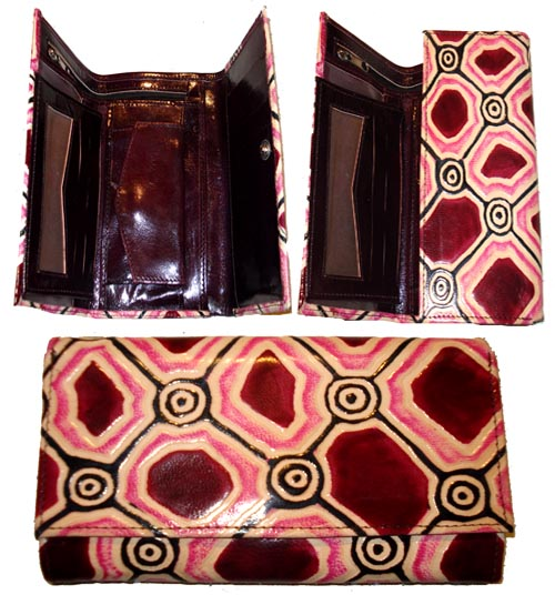 Wallet Medium Iwantja Plum