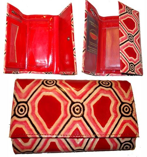 Wallet Medium Iwantja Scarlet