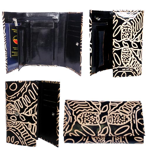 Wallet Medium Keringke Black