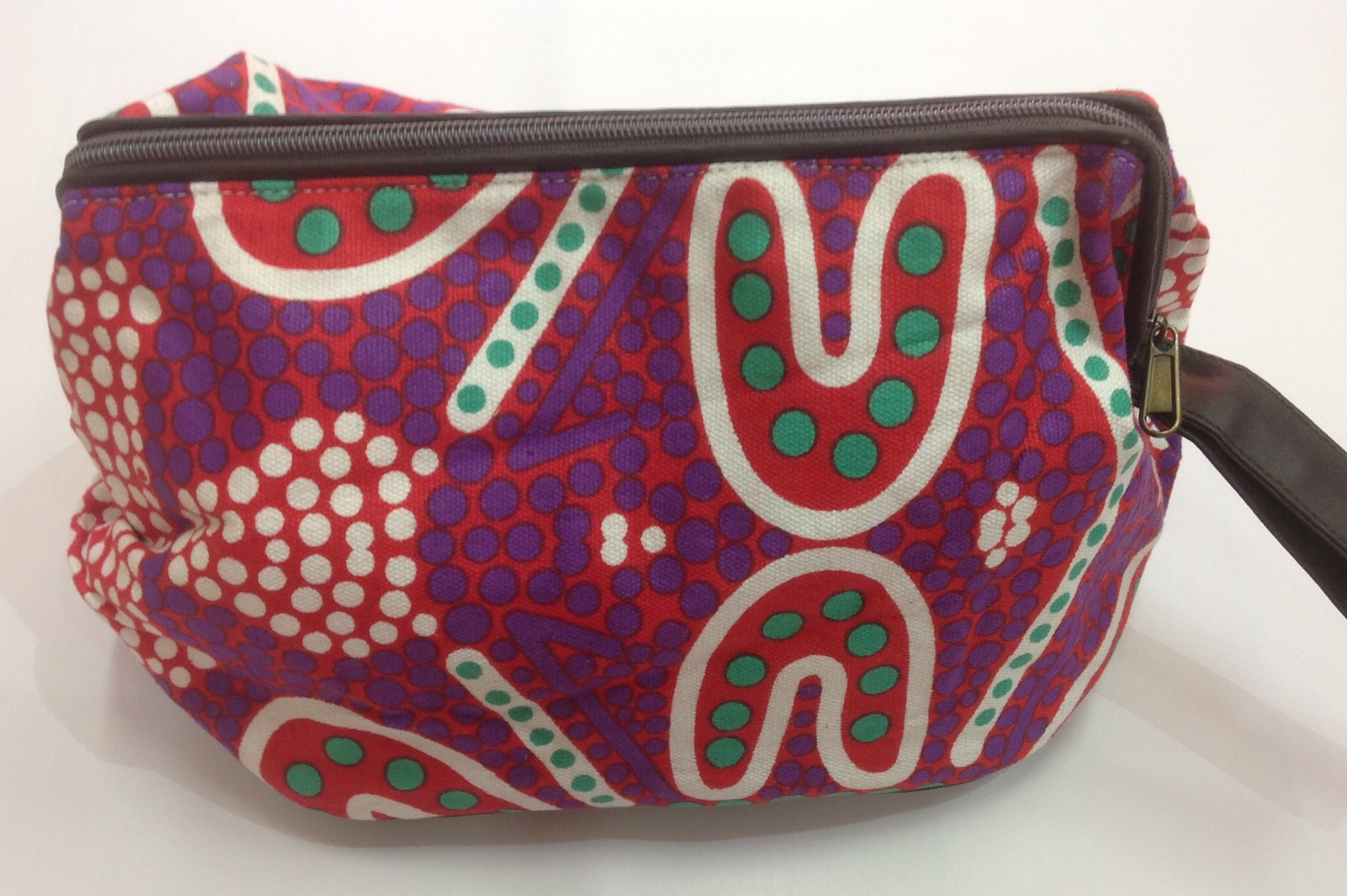 Toiletry Bag A