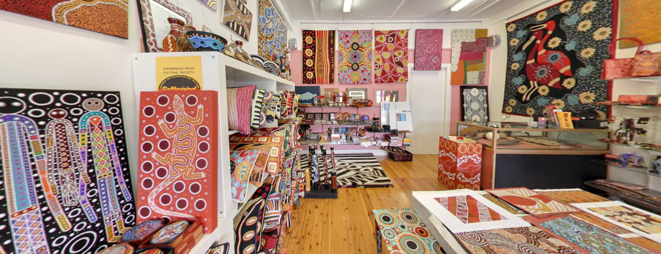 Aboriginal Arts Shop