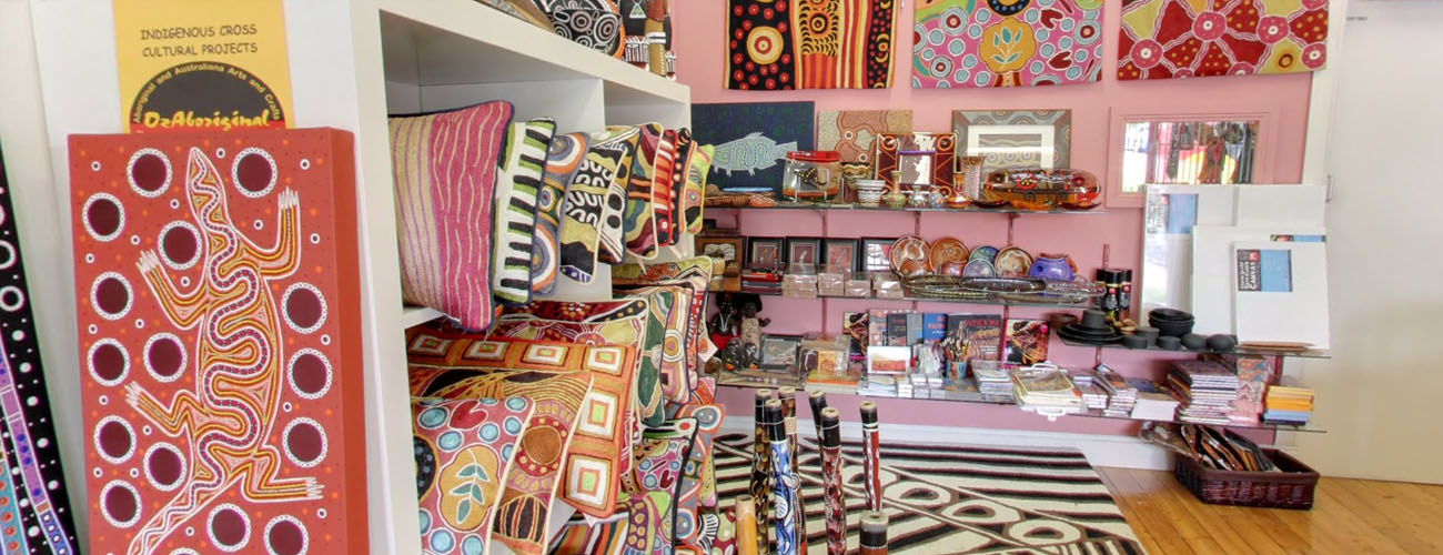 Distributor and Retailer of Aboriginal Art and Craft