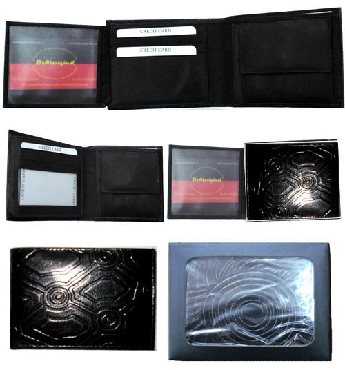Wallets Leather Mens