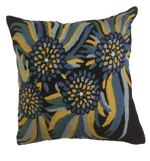 Cushion Cover Chainstitch- Alana Rose